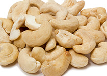 Piping Rock Cashews Raw Whole Unsalted